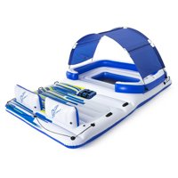 Bestway Hydro-Force Tropical Breeze 6-Person Water Inflatable Party Island Float