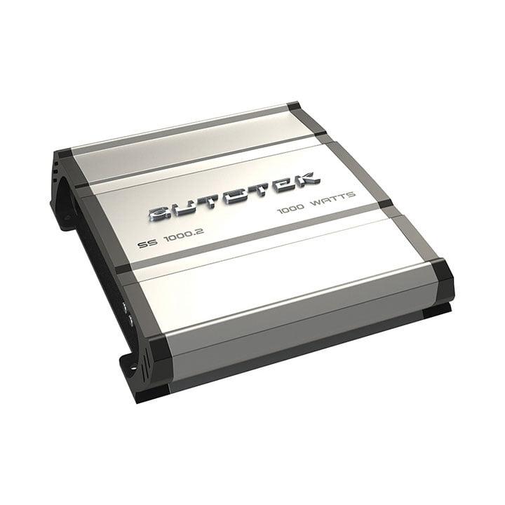 Autotek SS1000.2 Super Sport Series 2-Channel Class AB Amp (1,000 Watts)