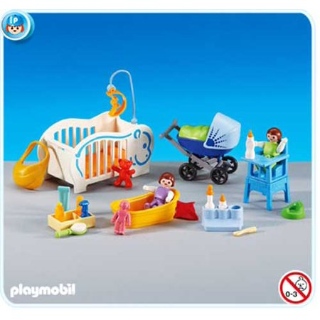 Playmobil Add-On Series - Baby Starter Pack