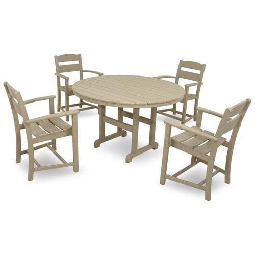Ivy Terrace Classics 5-Piece Dining Set