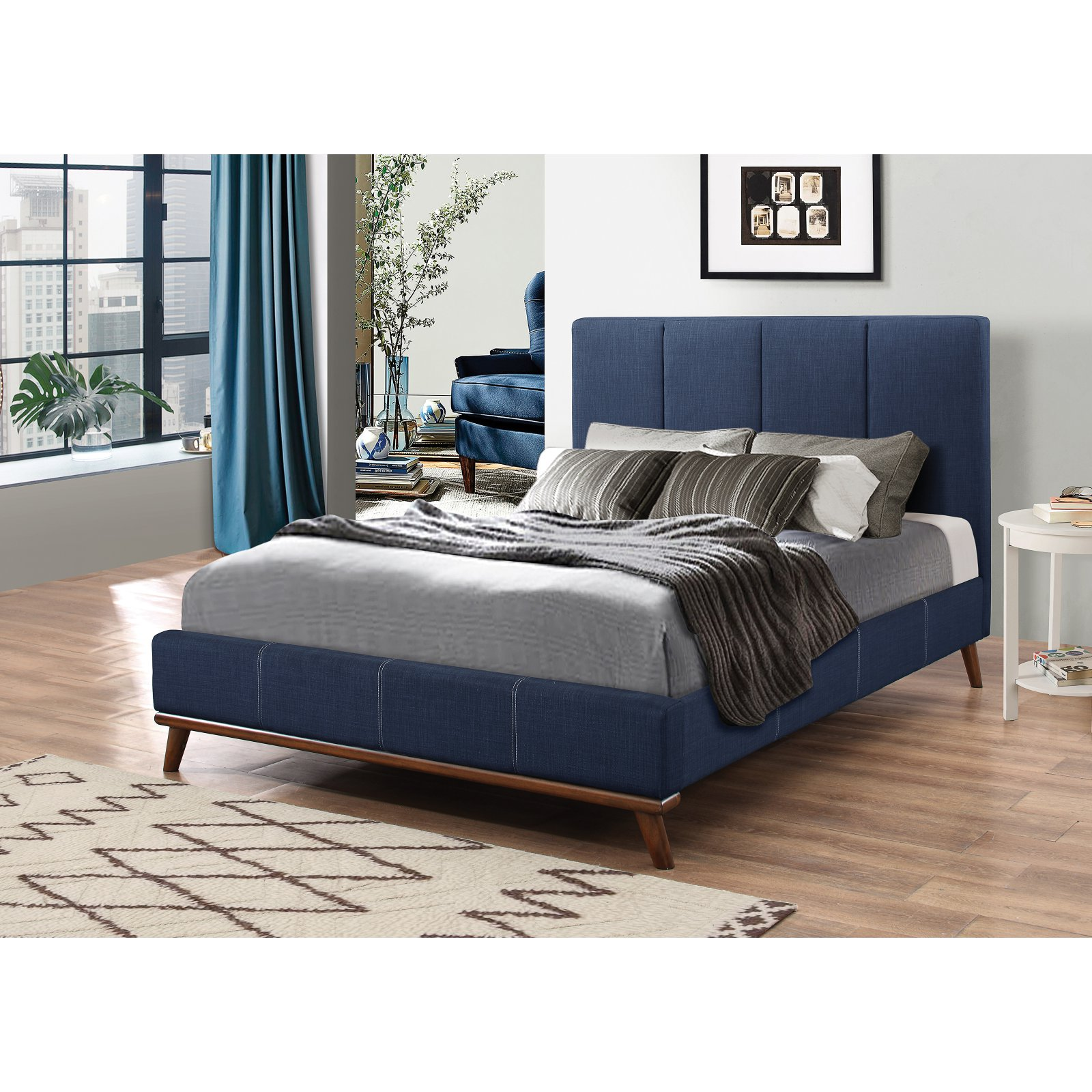 Coaster Furniture Charity Upholstered Bed