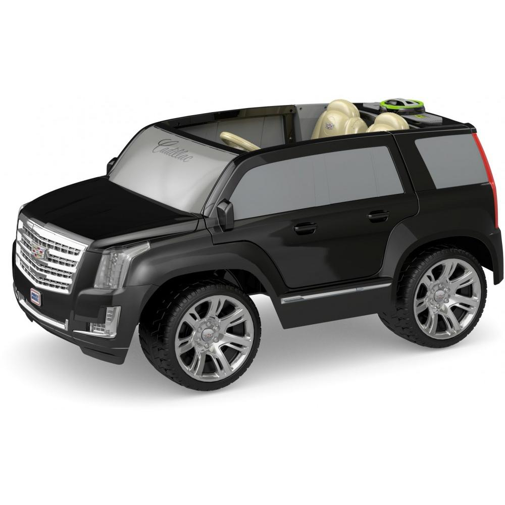 Battery Powered Vehicle Toy Power Wheels Cadillac Escalade