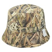 "North Carolina Tarheels NCAA Top of the World ""Caravan"" Reversible Bucket Hat"