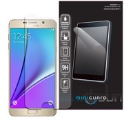 MiniGuard Tempered Glass Screen Protector for Samsung Galaxy Note 5
