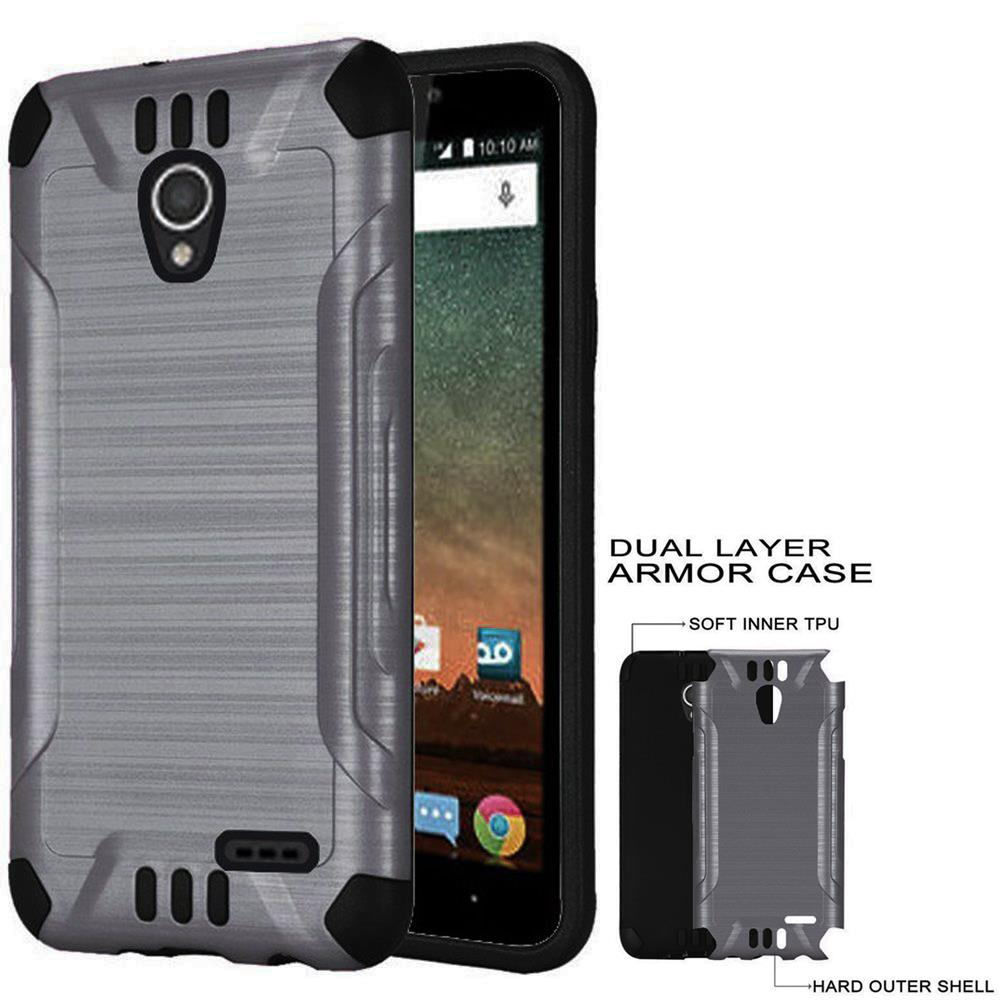 the moment, zte maven 2 gophone dark gray are