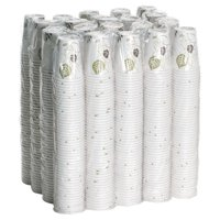 Dixie 12 oz. Paper Hot Coffee Cup, 2342PATH, Pathways, 500 Count (25 Cups Per Sleeve, 20 Sleeves Per Case)