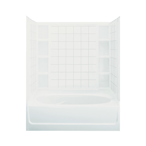 Sterling by Kohler Ensemble Bath/Shower Kit with Age in P...
