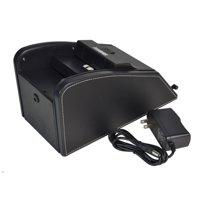 Automatic Card Shuffler Electronic Professional Card Shuffler 2 in 1 Shuffle Deal Machine Battery Operated