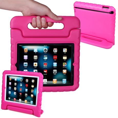 HDE iPad 2 3 4 Case for Kids - Rugged Heavy Duty Drop ... Ipads For Kids At Walmart