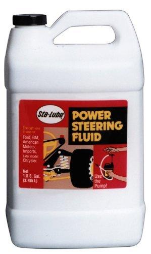 CRC Sta-Lube SL2633 Power Steering Fluid 1 Gallon by CRC