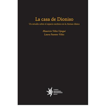 La casa de Dioniso: un estudio sobre el espacio esc?nico en la Atenas cl?sica - eBook - Juegos De Decoracion De Casas En Halloween