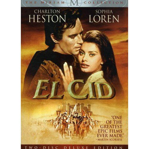 El Cid (Deluxe Edition) (Widescreen)