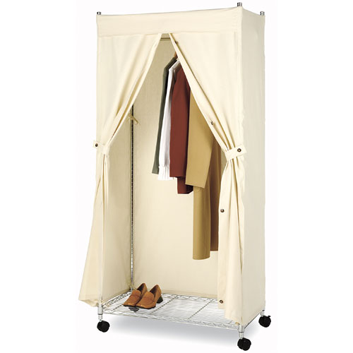 covered clothes rack mulig clothes cover only for whitmor garment rack canvas walmartcom