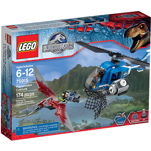 LEGO Jurassic World Pteranodon Capture