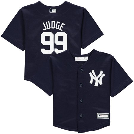 05df0e3c354 Aaron Judge New York Yankees Infant Replica Player Jersey - Navy ...