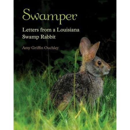 Swamper : Letters from a Louisiana Swamp (Honey Island Swamp Louisiana)
