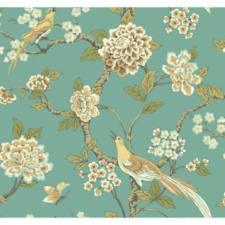 1901 Wallpaper - Ashford Toiles Fanciful Wallpaper