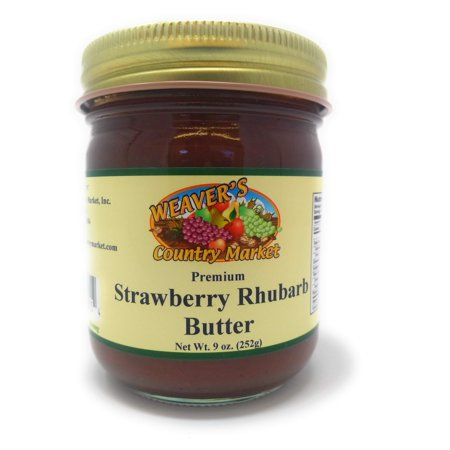 Weaver's Country Market Strawberry Rhubarb