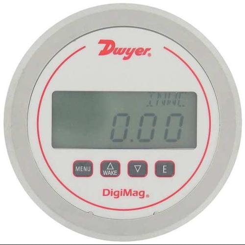 Dwyer INSTRUMENTS DM-1203 Digital Differential, Flow Gaug...
