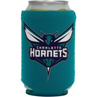 Charlotte Hornets Collapsible Can Cooler - Teal