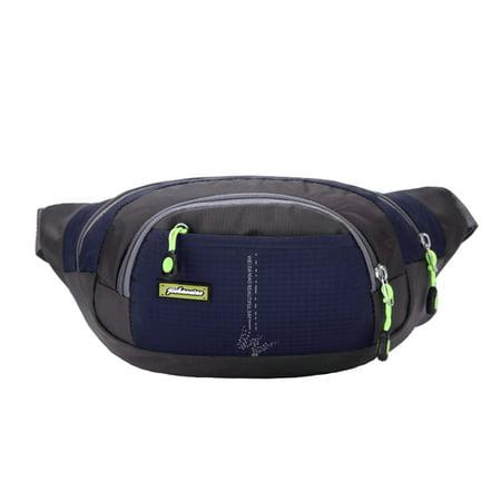 Waist Pack Women Men Fanny Pack Belt Phone Pouch Bags Outdoor Running Cycling Camping Travel Waist Pack Bag - image 7 of 7