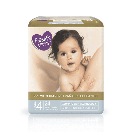 Parent's Choice Premium Diapers (Choose Size and