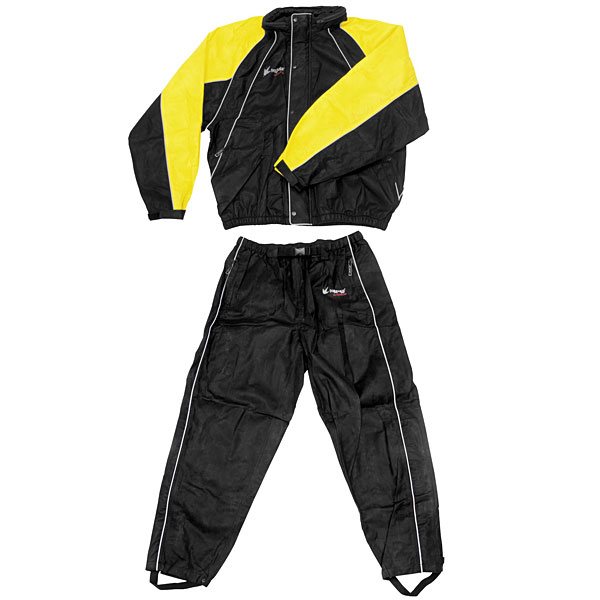 Frogg Toggs Hogg Togg Rainsuit Black/Yellow