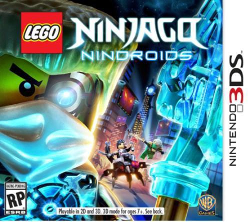 Lego Ninjago Nindroids (Eidos)