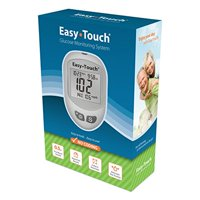 Easy Touch Blood Glucose Meter Only