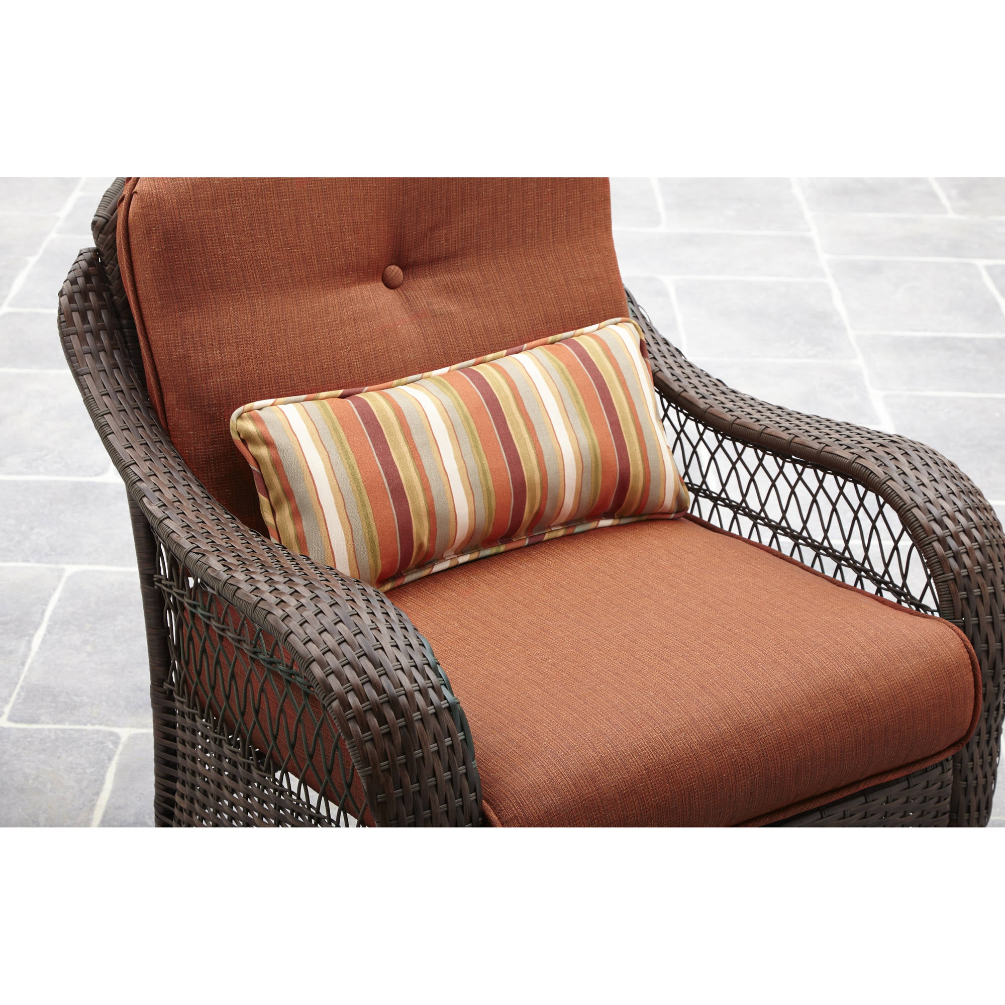 Better Homes and Gardens Azalea Ridge Outdoor Rocking Chair