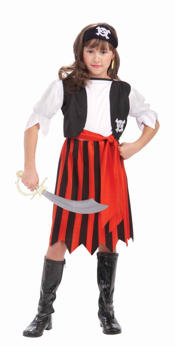 Pirate Lass Child Costume by Forum Novelties