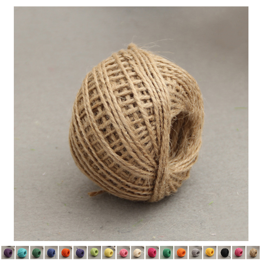 3PC COTTON TWINE BALL GARDEN STRING HOUSEHOLD STRING ROPE GOOD QUALITY BRAND NEW