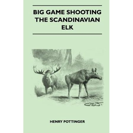 Scandinavian Shooting Head (Big Game Shooting - The Scandinavian)