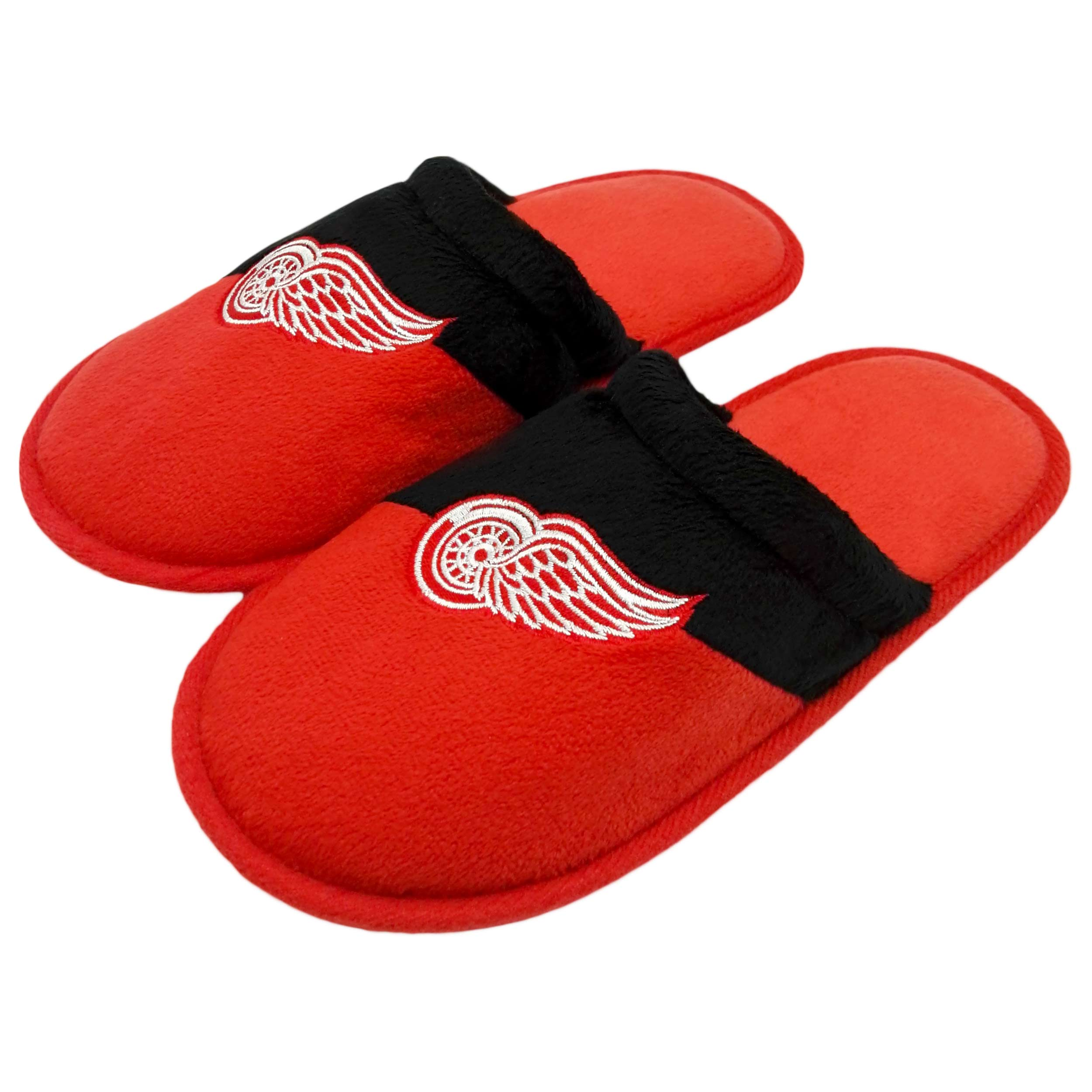 Detroit Red Wings Youth Slide Slippers