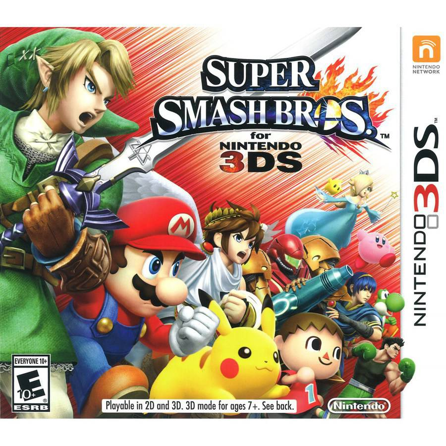Super Smash Brothers (Nintendo 3DS)