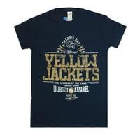 Georgia Tech Legends of the Game Mens Short Sleeve T-shirt