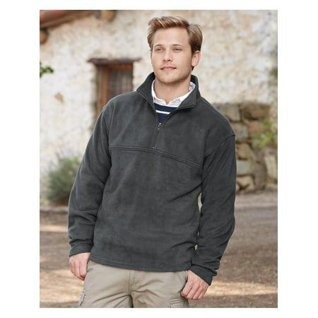 Colorado Clothing Fleece Classsic Sport Fleece Quarter-Zip Pullover Colorado Youth Fleece Pullover