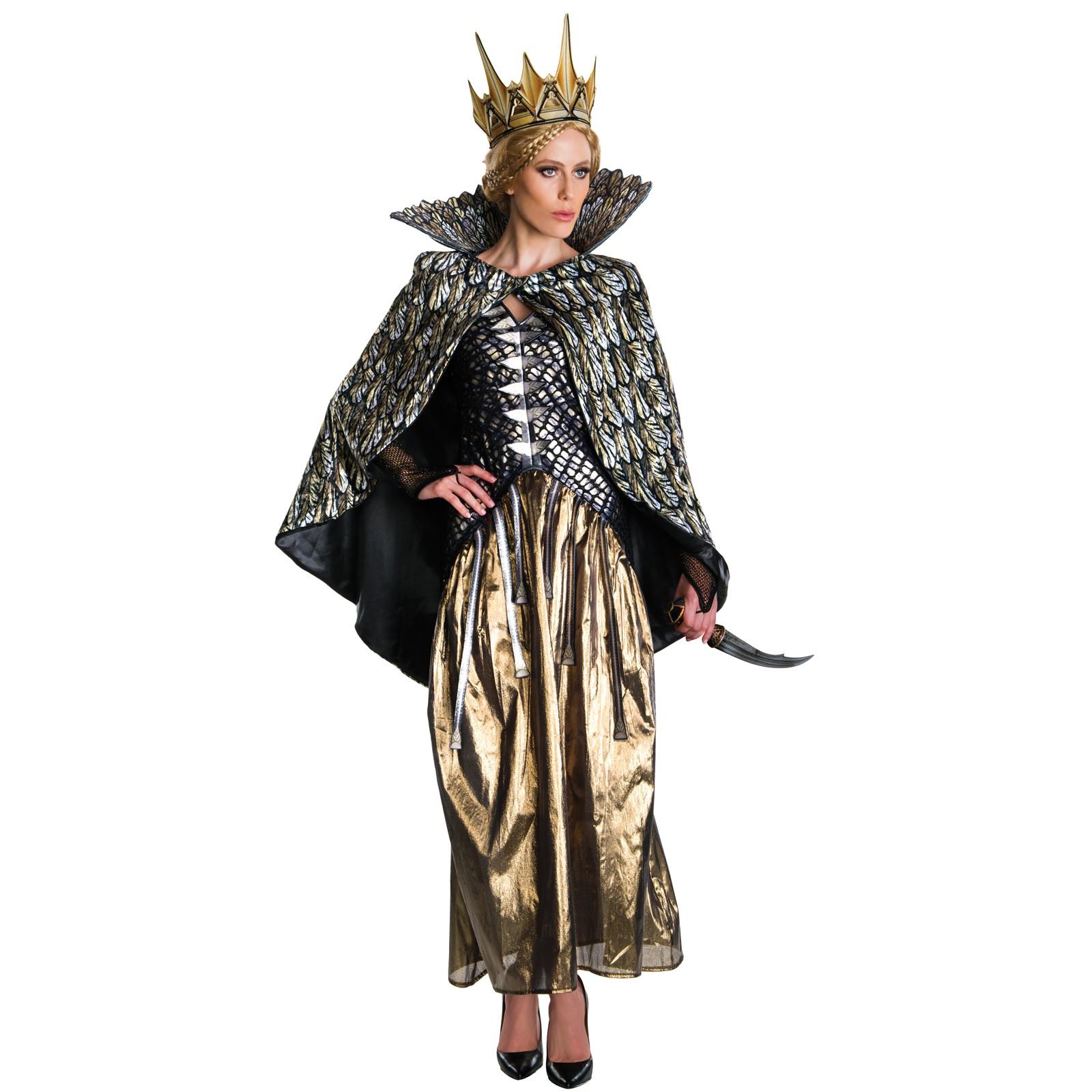 Snow White & The Huntsman Deluxe Queen Ravenna Costume