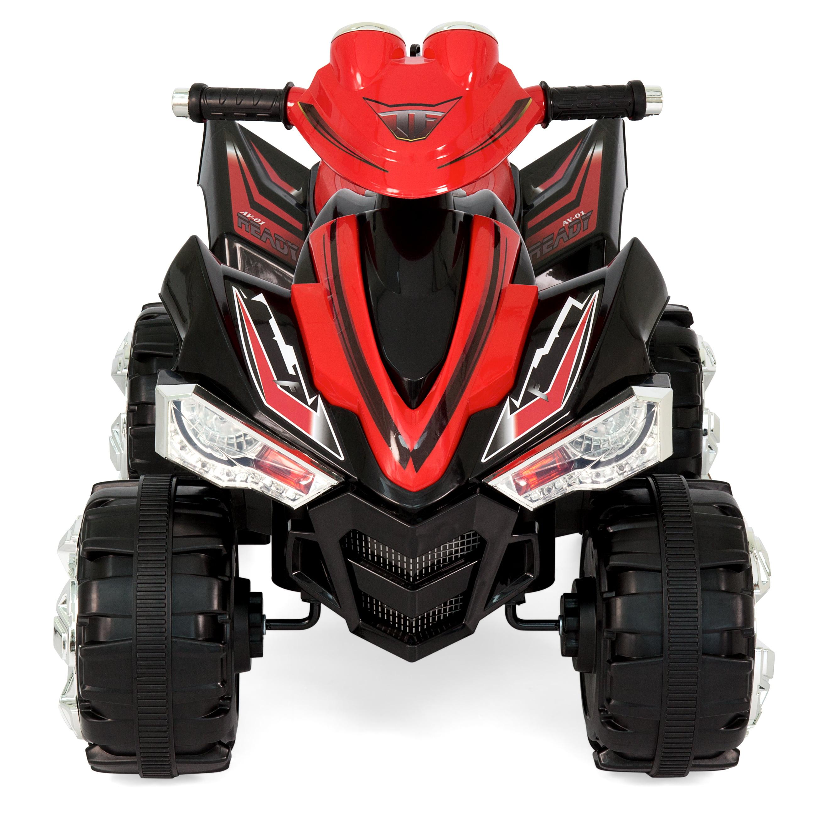 Kids Ride ATV Quad 4 Wheeler 12V Battery Power Electric