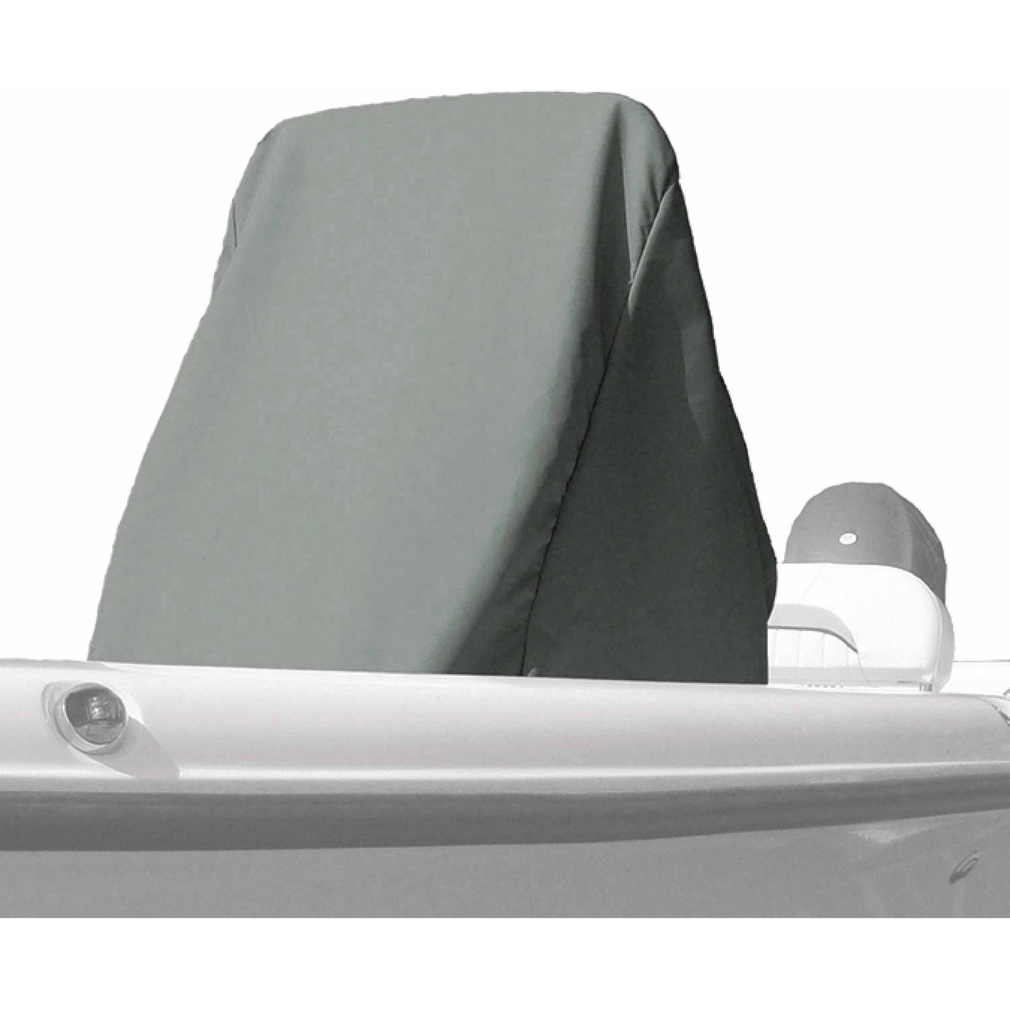 Seachoice Polyester Center Console Cover, Gray by Seachoice Products