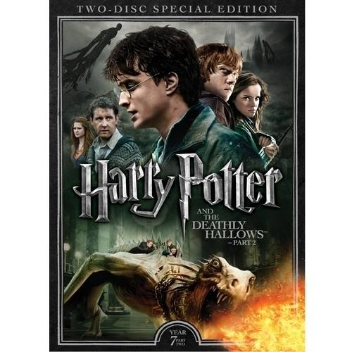 Harry Potter And The Deathly Hallows, Part 2 (2-Disc Special Edition) (Walmart Exclusive)