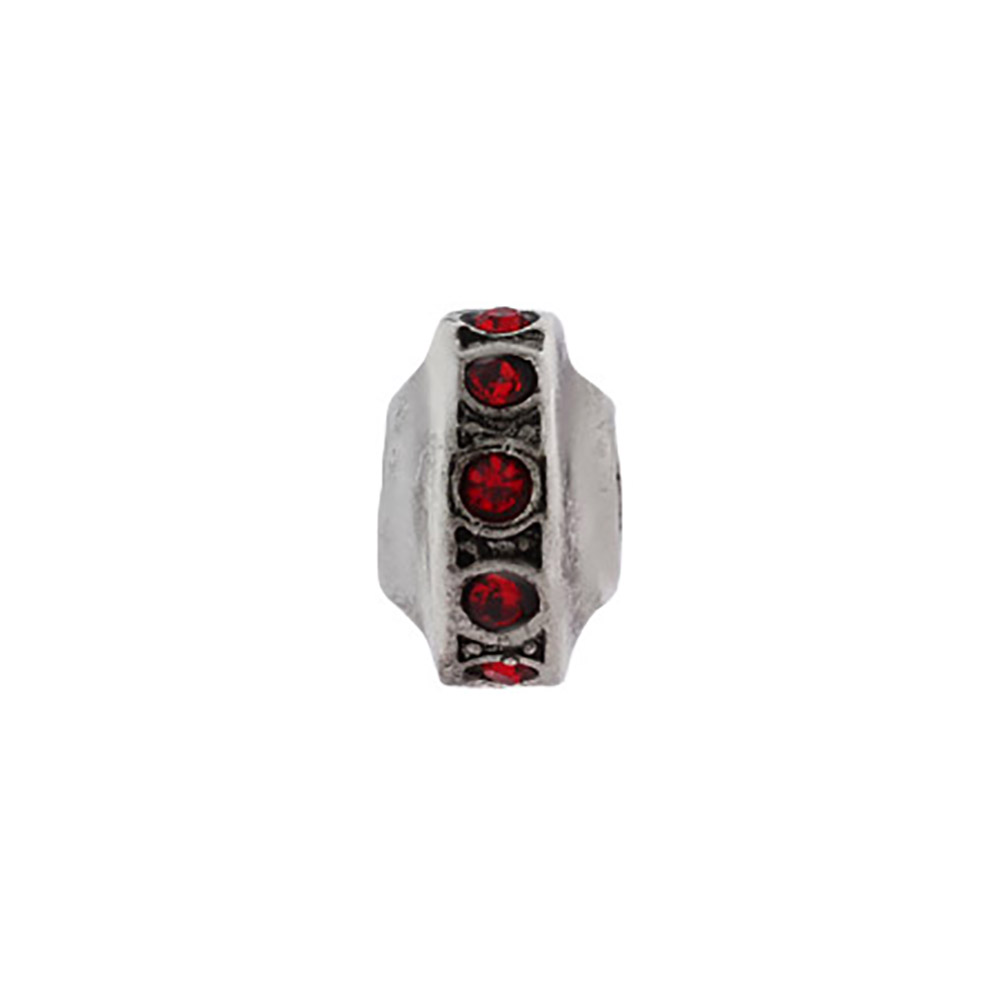 Rondell Birthstone July Oriana Bead - Clearance Final Sale