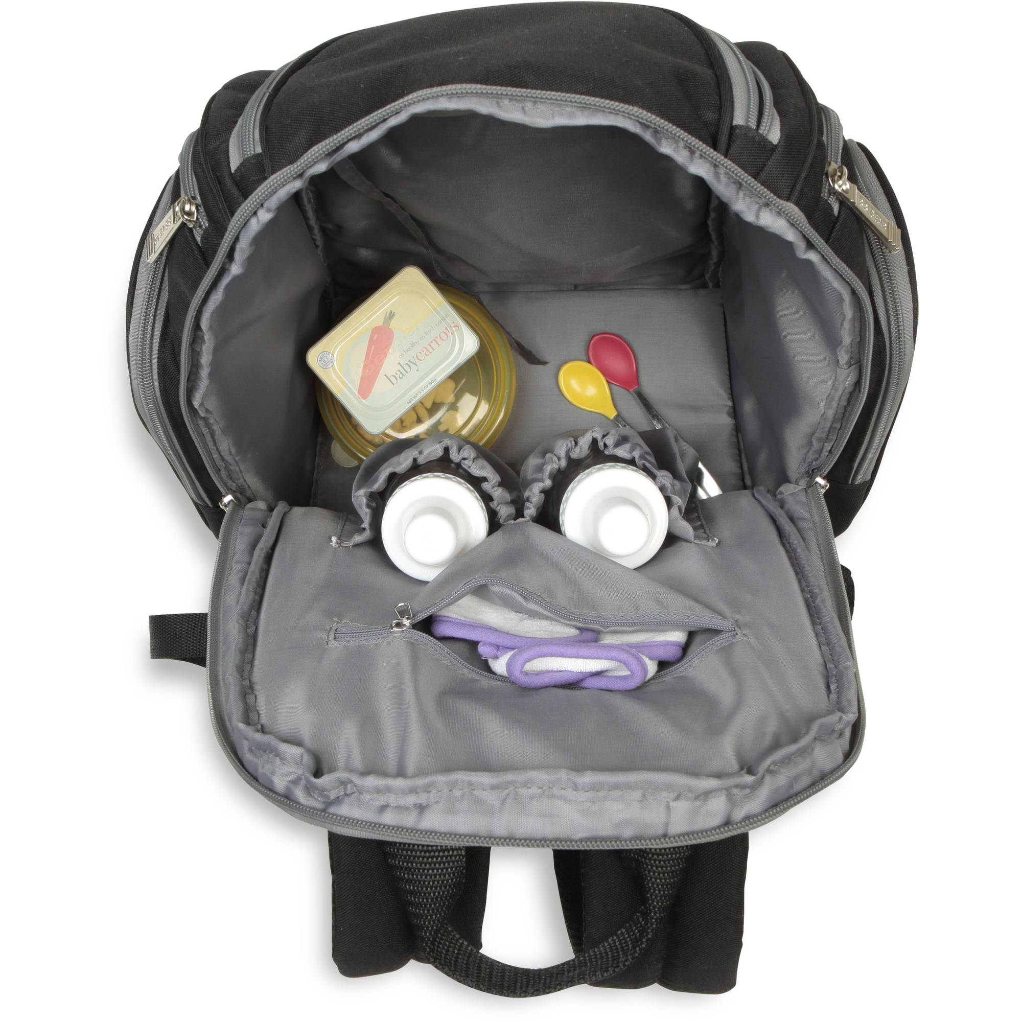 Baby Trend Expedition Jogging Stroller with Bonus Backpack Diaper