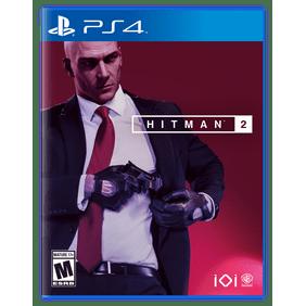 Hitman 2 Warner Bros Xbox One 883929639564 Walmart Com