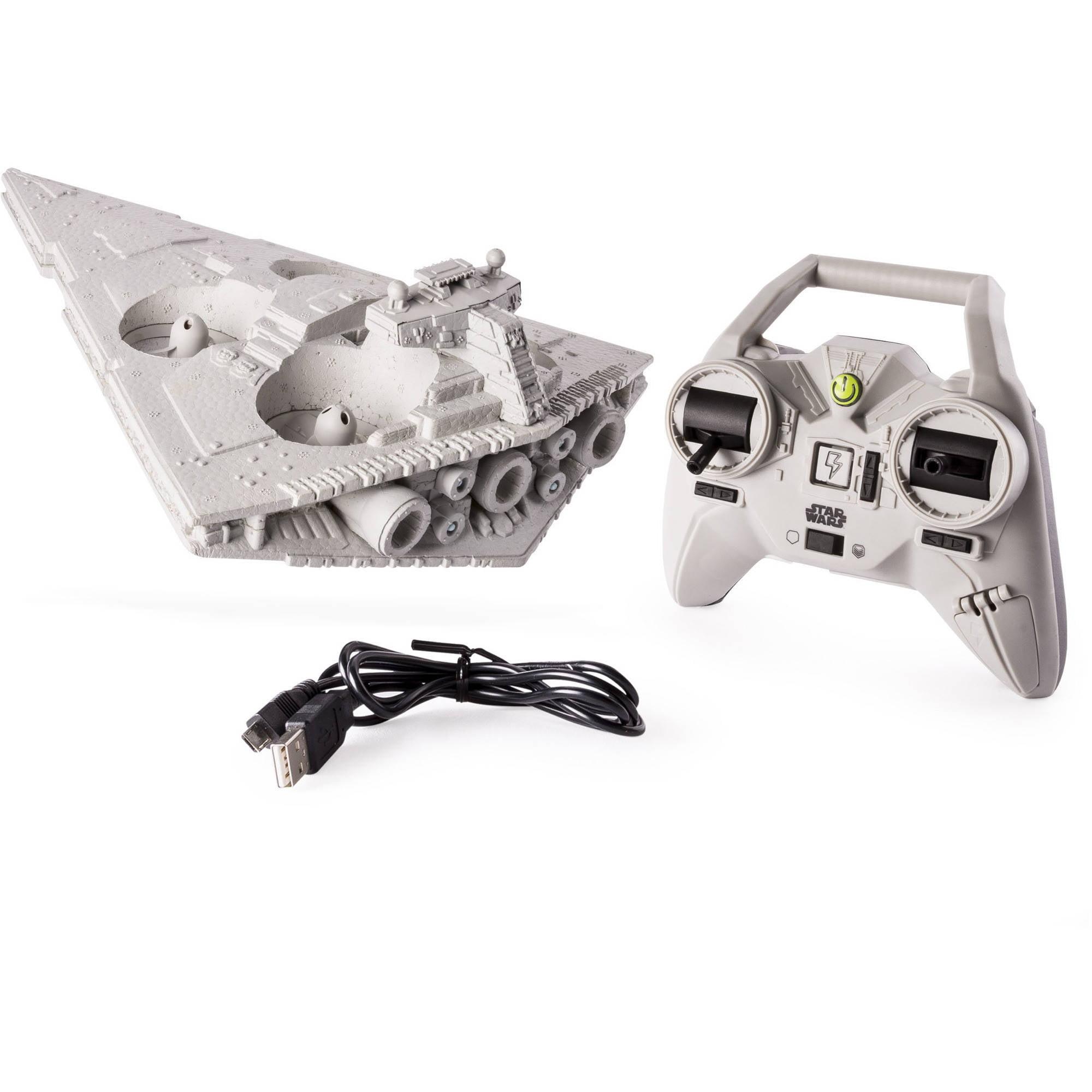 Spin Master Ltd Air Hogs  -  Star Wars Remote Control Star Destroyer Drone