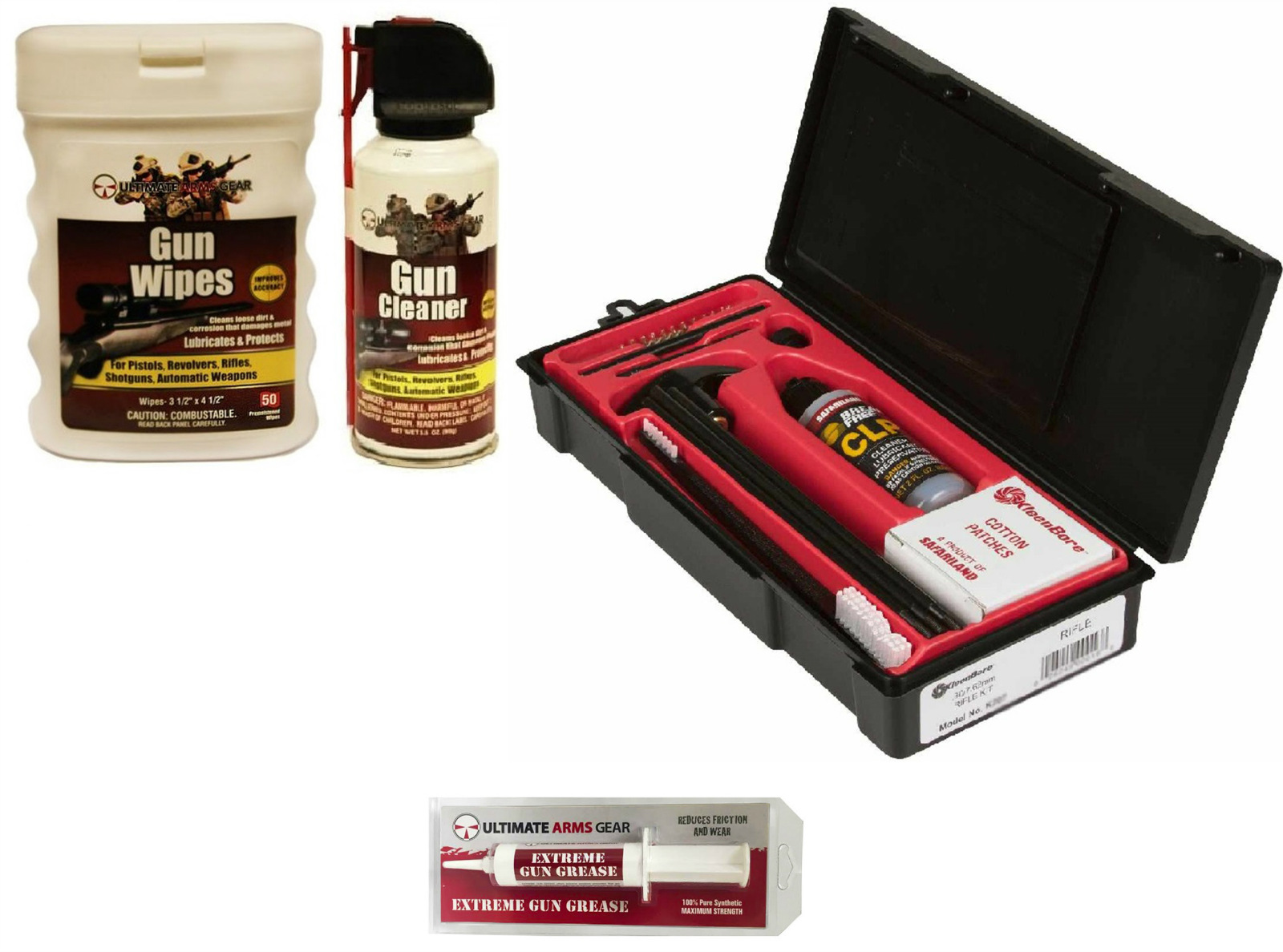 NEW WINCHESTER .243 RIFLE CLEANING KIT