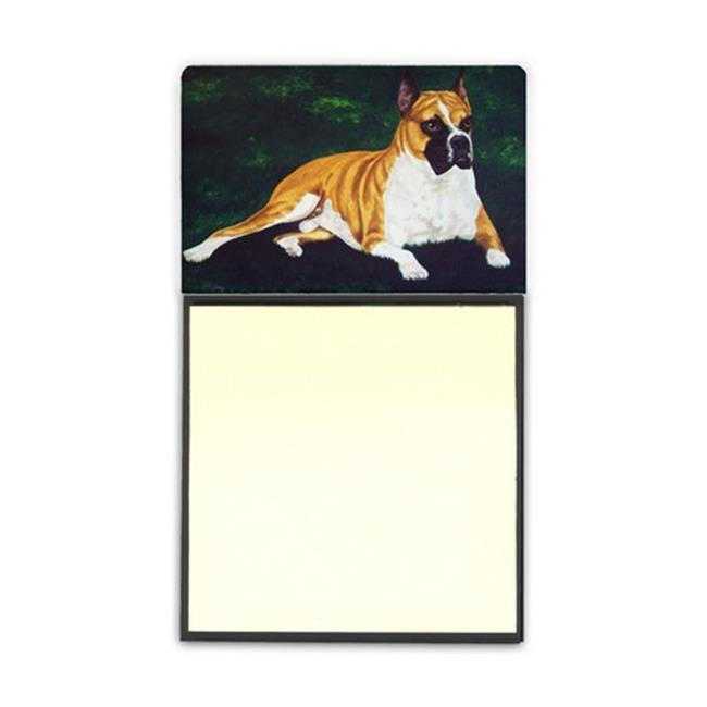 Carolines Treasures AMB1064SN Dempsey Boxer Sticky Note Holder - image 1 de 1