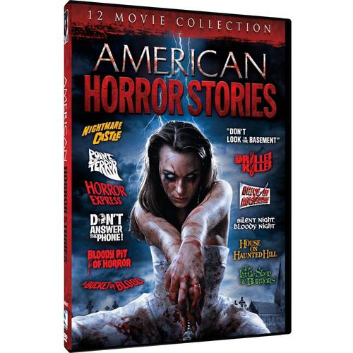 American Horror Stories: 12 Movie Collection