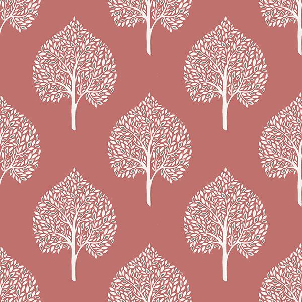 NuWallpaper Grove Coral Peel & Stick Wallpaper