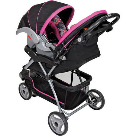 baby trend ez ride 5 travel system floral garden best travel systems 3 in 1 strollers. Black Bedroom Furniture Sets. Home Design Ideas